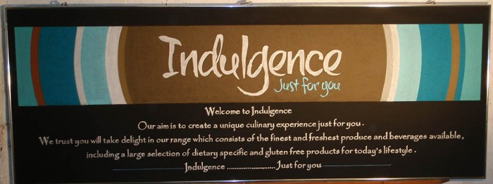Indulgence Cafe Derby