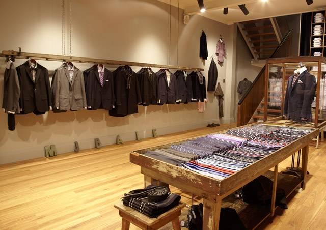 M.J. Bale Shop - interior